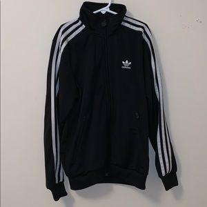 Black Kids (unisex) Adidas Jacket